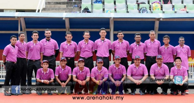 Malaysian Umpires Newsletter : Play To The Whistle